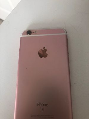 Must Sell ASAP IPhone 6s 64GB Unlocked for Sale in Queens, NY