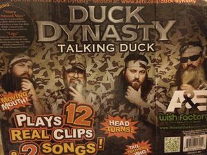 Duck dynasty toy collectible for Sale in Miami, FL