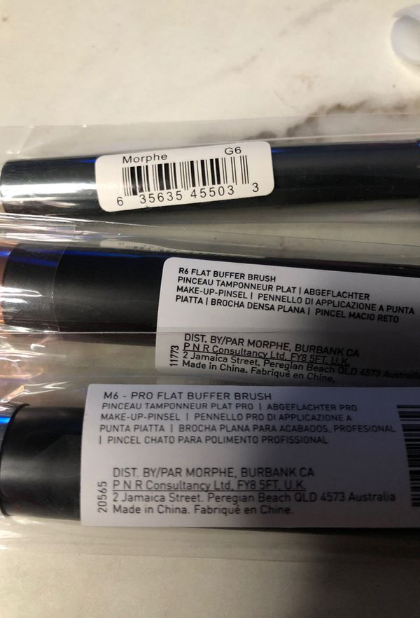New foundation brushes (MAC ALONE SELLS FOR $42) for Sale in San Antonio,  TX - OfferUp