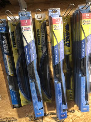 Windshield wipers, $20 per pair. Many available, for Sale in Woodbridge Township, NJ