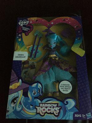 My little pony Trixie doll for Sale in Pekin, IL