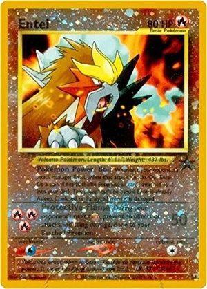Entei Pokemon card for Sale in North Las Vegas, NV