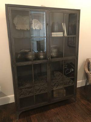 Metal cabinet for Sale in Allen, TX