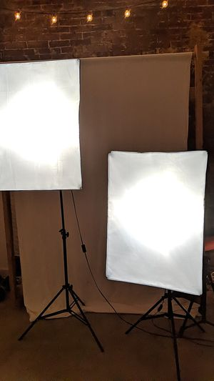 2 20x28 studio softbox for Sale in Philadelphia, PA