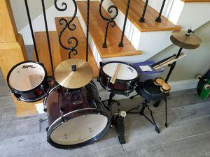 Kids complete drum set $50. Palm Harbor for Sale in Palm Harbor, FL
