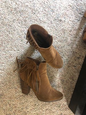 tassle boots for Sale in Normal, IL