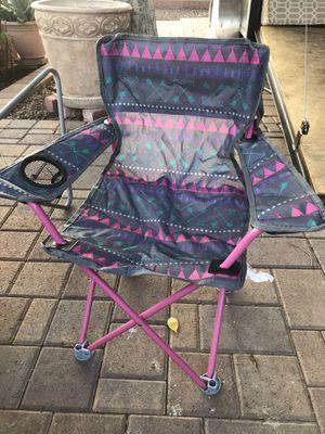 Kids Pink Folding Chair for Sale in Phoenix, AZ