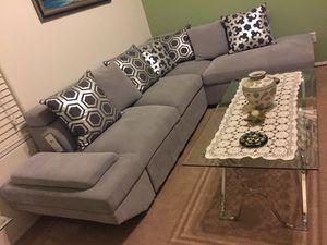 Sofa - Sectional Sleeper Bed. for Sale in Murrieta, CA