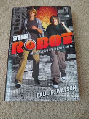 The Robot by Paul Watson (2011, Hardcover). Condition is Brand New. for Sale in Garner, NC