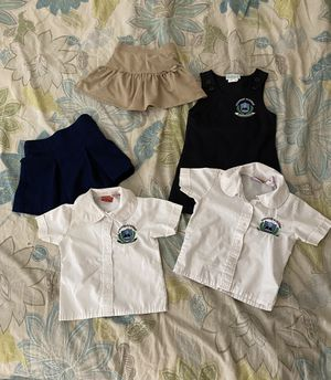 Somerset uniform size 4 items for Sale in North Las Vegas, NV