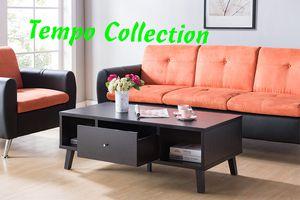 NEW, Jamie Coffee Table / Center Table, Espresso Color, SKU# 172255CT for Sale in Huntington Beach, CA