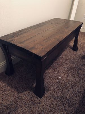 Coffee table And tv stand for Sale in Fresno, CA