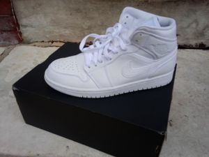 Air jordans size 8 wore 1 time for Sale in Philadelphia, PA