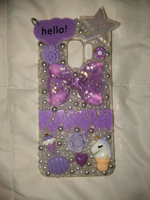 Samsungs s9 Kawaii Cell Phone Case for Sale in San Diego, CA