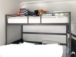 IKEA loft bed - twin for Sale in North Miami, FL