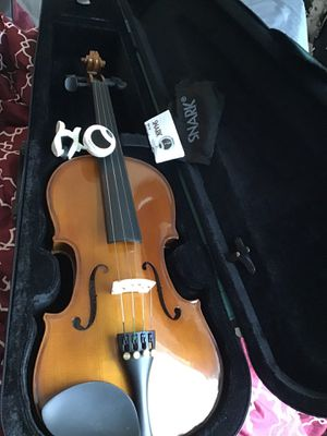 Beautiful violin with case and tuner for Sale in Nolensville, TN