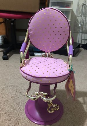Our Generation Salon Chair (American Girl style) for Sale in Brentwood, NC
