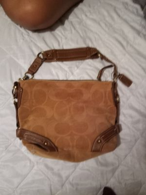 Coach purse in great condition for Sale in Avon Park, FL