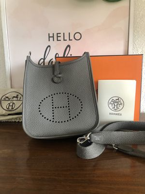 Authentic Hermès Evelyn TPM for Sale in Encinitas, CA
