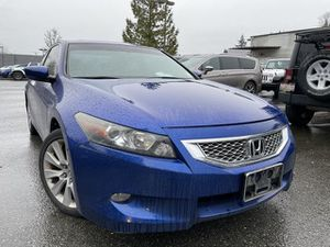 2008 Honda Accord Cpe for Sale in Kirkland, WA