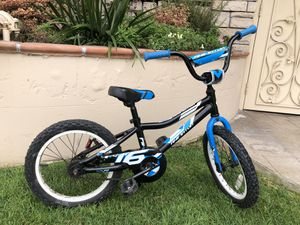 "Boys 16"" bike blue kids for Sale in Culver City, CA"