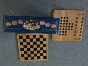Solid wood boards Family 7 Mancala for Sale in Calabasas, CA