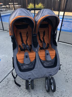 Baby jogger city mini double stroller twin for Sale in Milpitas, CA