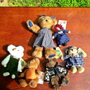 Boyds Bears Stuffed Animals - Collector's Items! for Sale in Charlottesville, VA