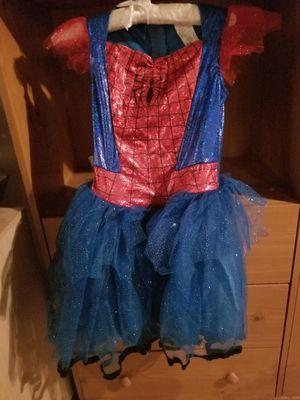Spiderman Halloween costume size 4-6 for Sale in Washington Township, NJ