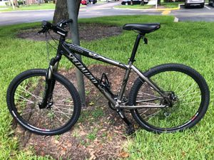 Specialized Hardrock Bike Size M for Sale in Orlando, FL