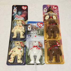 Rare TY Beanie Babies for Sale in Escondido, CA