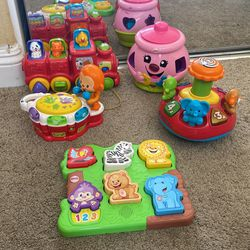 Talking Light Up Toys  for Sale in Alta Loma, CA