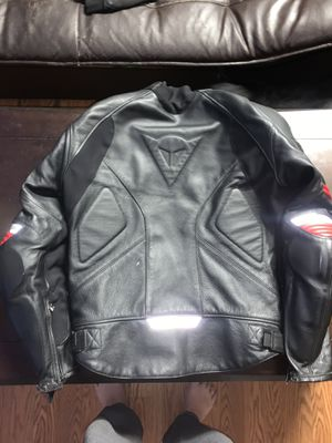 Dainese Motorcycle Jacket- Size 48 for Sale in Rosemead, CA