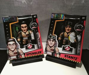 Ghostbusters Metals👻 'Spengler' #M72 & 'Stantz' #M71 (2pcs) *NEW* for Sale in Simi Valley, CA