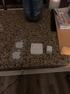 Apple earbuds brick and stickers for Sale in Chula Vista, CA