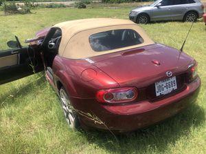 2010 Mazda Mx-5 PARTS SALE for Sale in Austin, TX