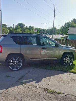 2007 jeep compass for Sale in Wichita, KS