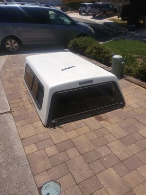Tacoma, ranger, frontier camper shell for Sale in Chula Vista, CA