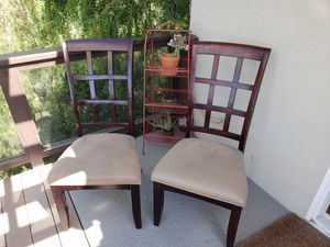 6 X Used Kitchen Table Chairs for Sale in San Diego, CA