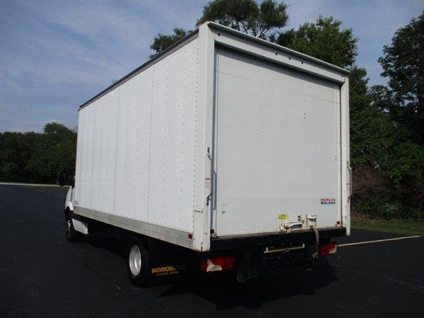 2011 Mercedes-Benz Sprinter Chassis-Cabs