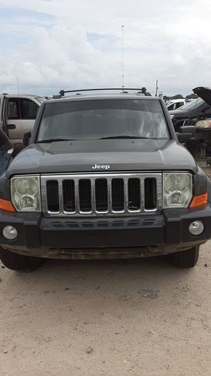 2006 Jeep Commander for parts for Sale in Houston, TX