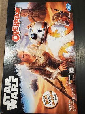 Operation Star wars board game for Sale in Dayton, OH