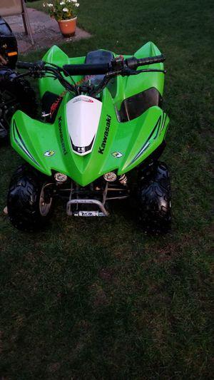 2007 Kawasaki 50 for Sale in Lakewood, WA