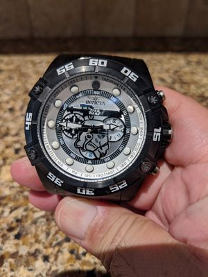 Invicta Star Wars Stormtrooper Pro Diver watch for Sale in Riverview, FL