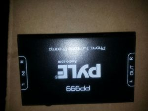 PYLE PHONE PRE AMP for Sale in Oxon Hill, MD