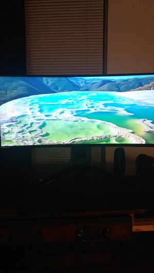 Alienware Ultrawide Monitor AW3418DW for Sale in Houston, TX