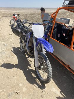 2002 Yamaha yz 125 for Sale in Valley Center, CA