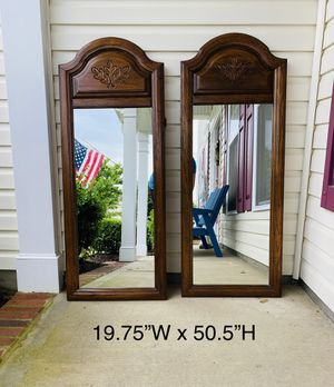 Matching mirrors for Sale in Concord, NC