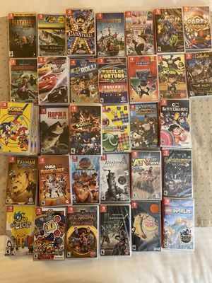 Nintendo Switch Games for Sale in Amarillo, TX