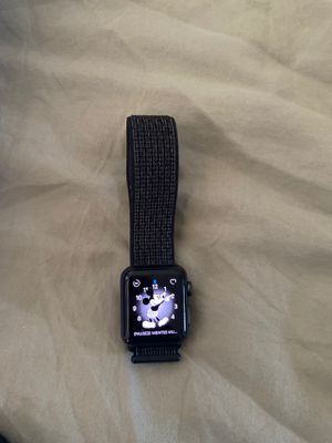 Apple Watch Series 3 38 mm the w accessories for Sale in San Diego, CA